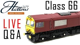 Hatton's Exclusive Class 66 - First Sample + Live Q&A