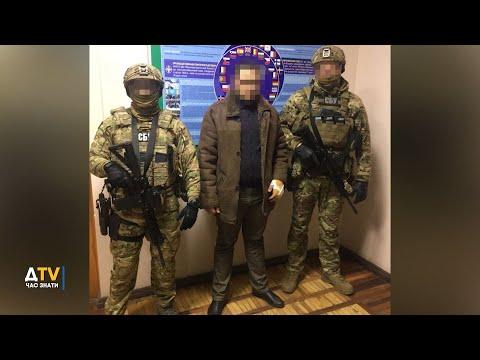 Командира диверсійно-розвідувальної групи терористичної «ЛНР» затримали контррозвідники СБУ