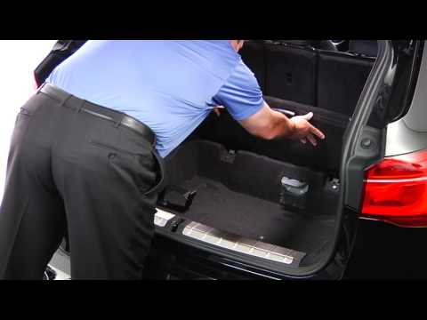 Cargo Floor Panel Storage | BMW Genius How-To