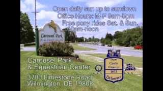 "NCC Government - Carousel Farms & Equestrian Center - ""Hidden Jewel of Pike Creek"""