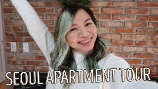 Gambar cover Our Apartment in Seoul! AIRBNB Room Tour | Kye Sees