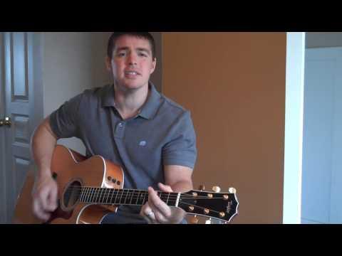 """How to Play """"10,000 Reasons Bless the Lord"""" - Matt Redman (Matt McCoy)"""