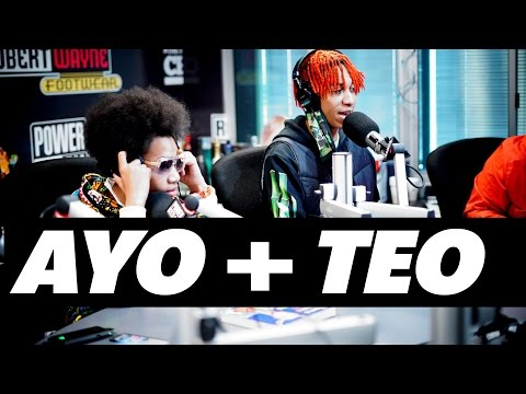Ayo + Teo Talk Creation and Success of 'Rolex'