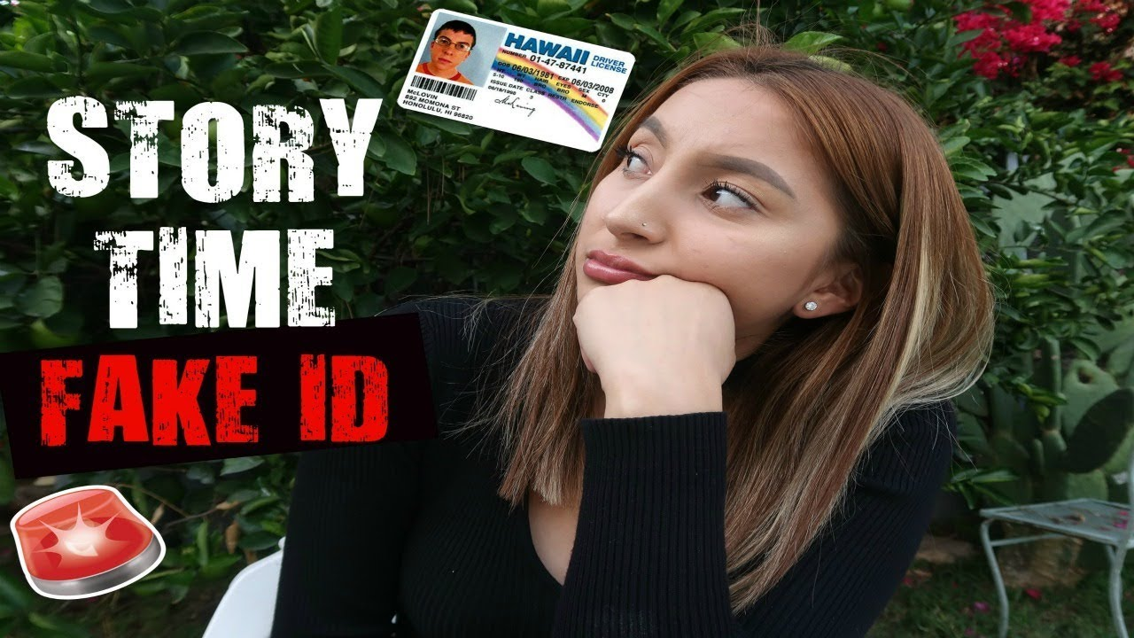 I ALMOST GOT CAUGHT | MY FIRST FAKE ID STORY