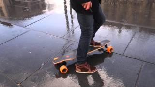 YUNEEC E-Go Cruiser Electric Skate ** Review after 1 year **