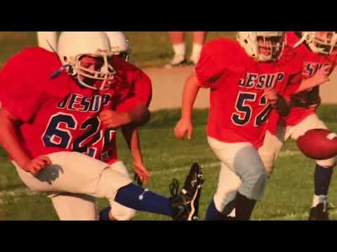 Brian Sadler Football Senior Night 2017