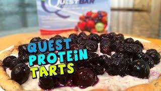 Quest Protein Tarts Recipe (high Fiber)