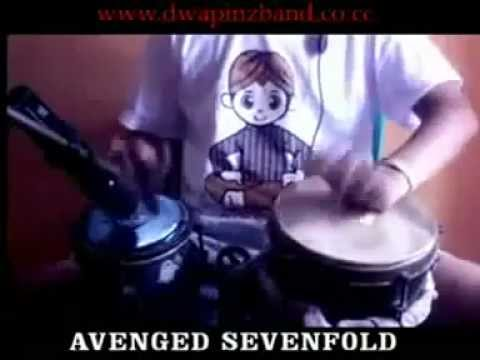 avenged sevenfold ( dangdut koplo version ).mp4