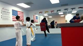 Ethan karate class and strawberry farm(1)