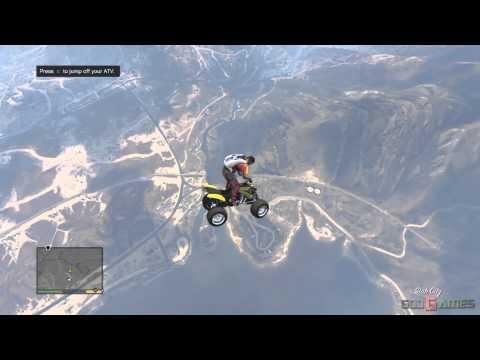 GTA V PS3 Gameplay / Walkthrough / Playthrough / 1080P Part 87 - Liquidity Risk