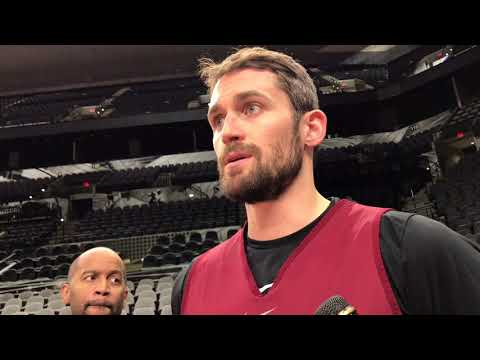 Kevin Love on defending his illness in heated Cavs' meeting