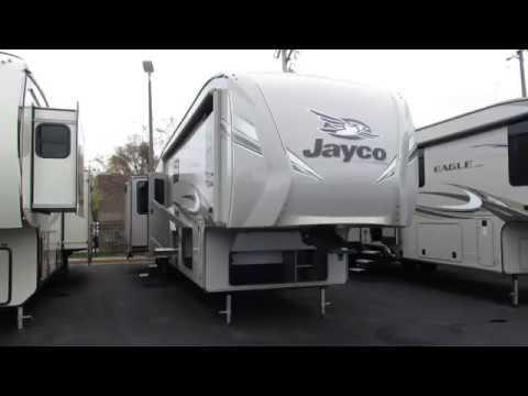 2018 Jayco Eagle 355mbqs New Fifth Wheel For Sale Fridley