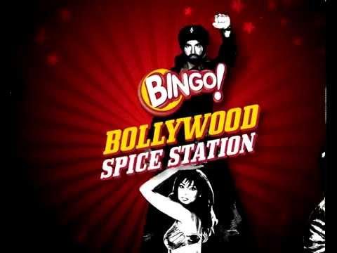 Bollywood bingo Motion graphics