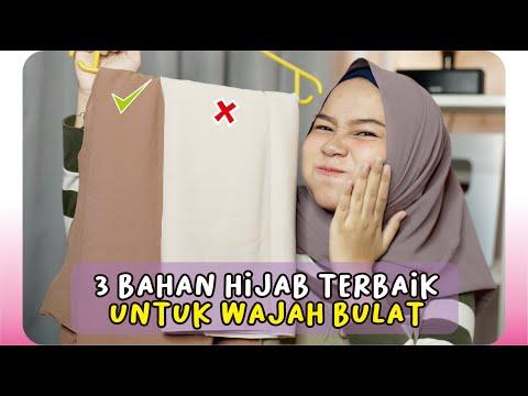 Simple Hijab Tutorial Pashmina untuk Wajah Bulat. Lengkap dengan do's and don'ts, juga tips memakai ciput/inner untuk wajah....
