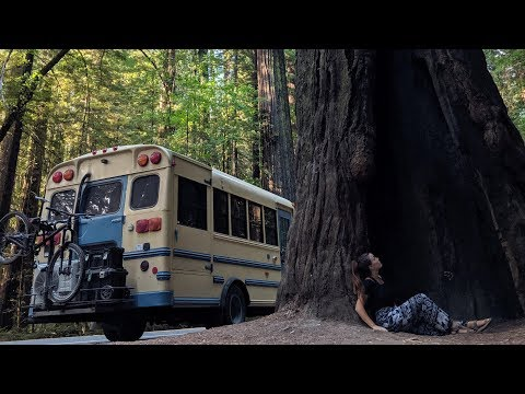 A WEEK OF VAN LIFE // Alyssa faces her fears!