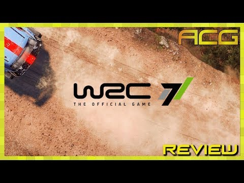 "World Rally Championship 7 Review ""Buy, Wait for Sale, Rent, Never Touch?"""