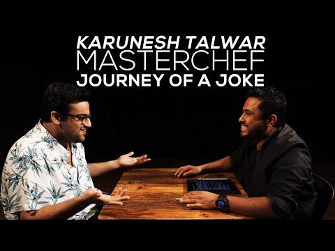Journey Of A Joke feat. Karunesh Talwar