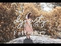 Fall 2017 Campaign Video| Dynasty George