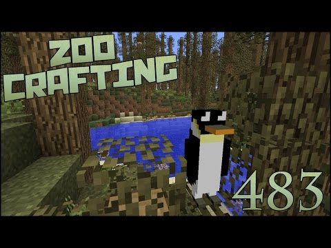 Field Biology in the Polar Fields!! 🐘 Zoo Crafting Special! Episode #483