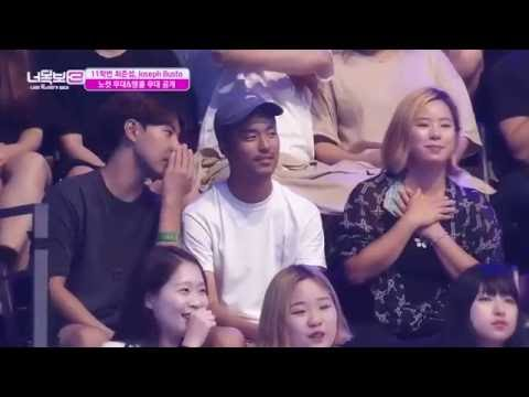"""anh da đen hát nhạc Hàn cực đỉnh, nghe nổi da gà trong gameshow """"ICanSeeYourVoice3"""" Hàn Quốc"""