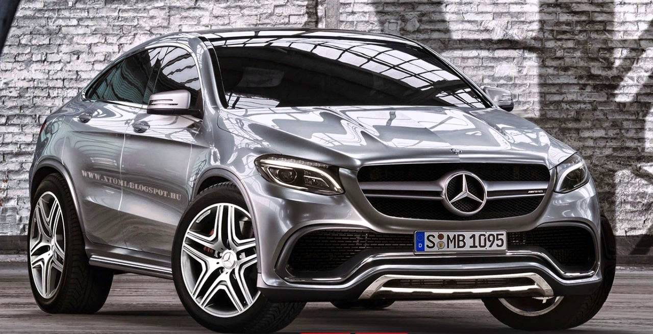 mercedes glc coupe green lighted for production youtube
