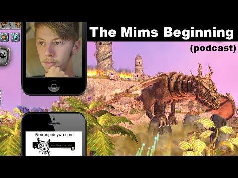 Niezależna gra strategiczna na Steam - The Mims Beginning, Jakub Machowski (podcast)