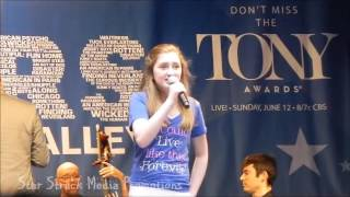 Sarah Charles Lewis - Everlasting (TUCK EVERLASTING) @ Stars in the Alley 2016