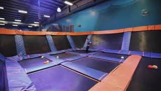 Why Don't We at SkyZone via Halogen