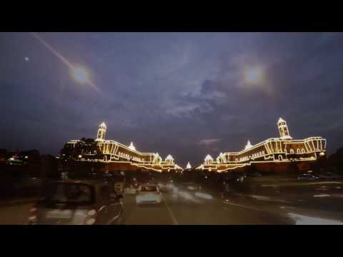 New Delhi Hyperlapses Rashtrapati Bhavan 70th Independence Day Special: Go Pro Hero 4 Black