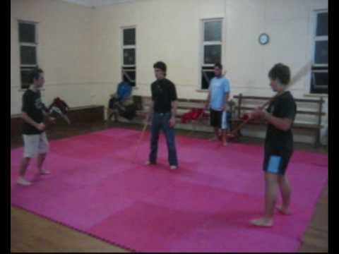 Cane Demonstration - Chikara Martial Arts