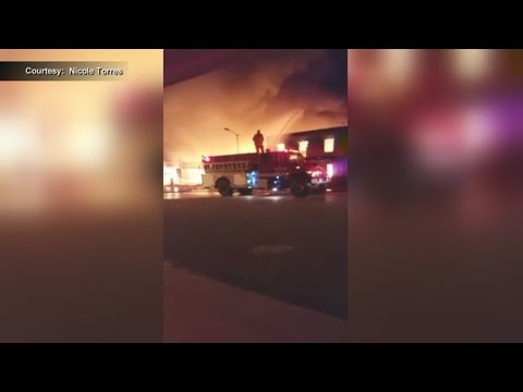 100-year-old building among structures burned down in Mountainair fire