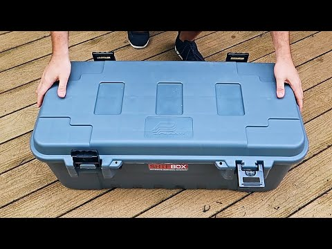 $1700 Survival Kit in a Case Unboxing