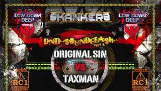 Original Sin Vs Taxman - DNB Soundclash 2015