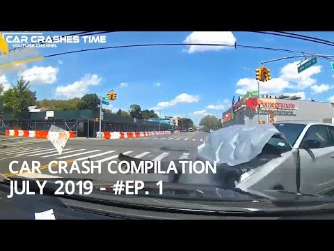Matt Leonard - Car Crashes Compilation July 2019