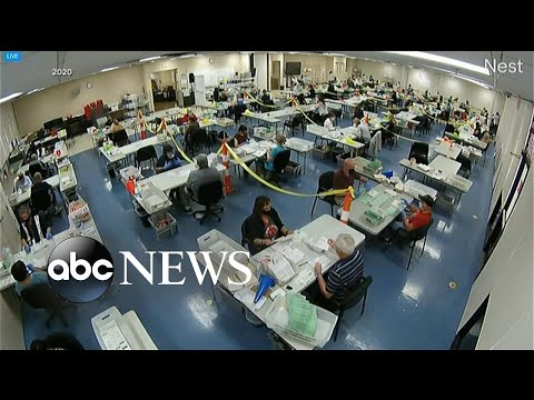 Arizona secretary of state: Election audit perpetuates 'big lie'