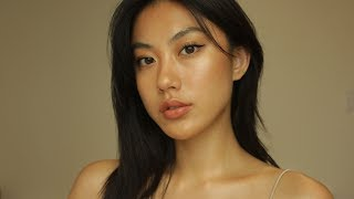 SUMMER BRONZE MAKEUP | Haley Kim