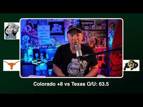 Colorado vs Texas 12/29/20 Free College Football Picks Alamo Bowl