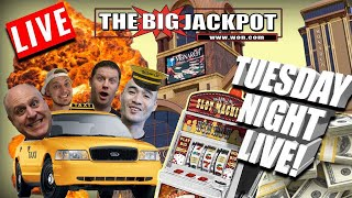 🚕 Taxi Tee and Crew Play for Some Huge Jackpots Live 🚖