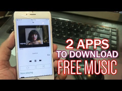 TOP 2 Best Apps to Download Free Music on Your iPhone (OFFLINE MUSIC) | 2017 #3