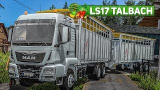LS17 Talbach #9: Tiertransport: SCHAFE am Hof! | Landwirtschafts Simulator 2017