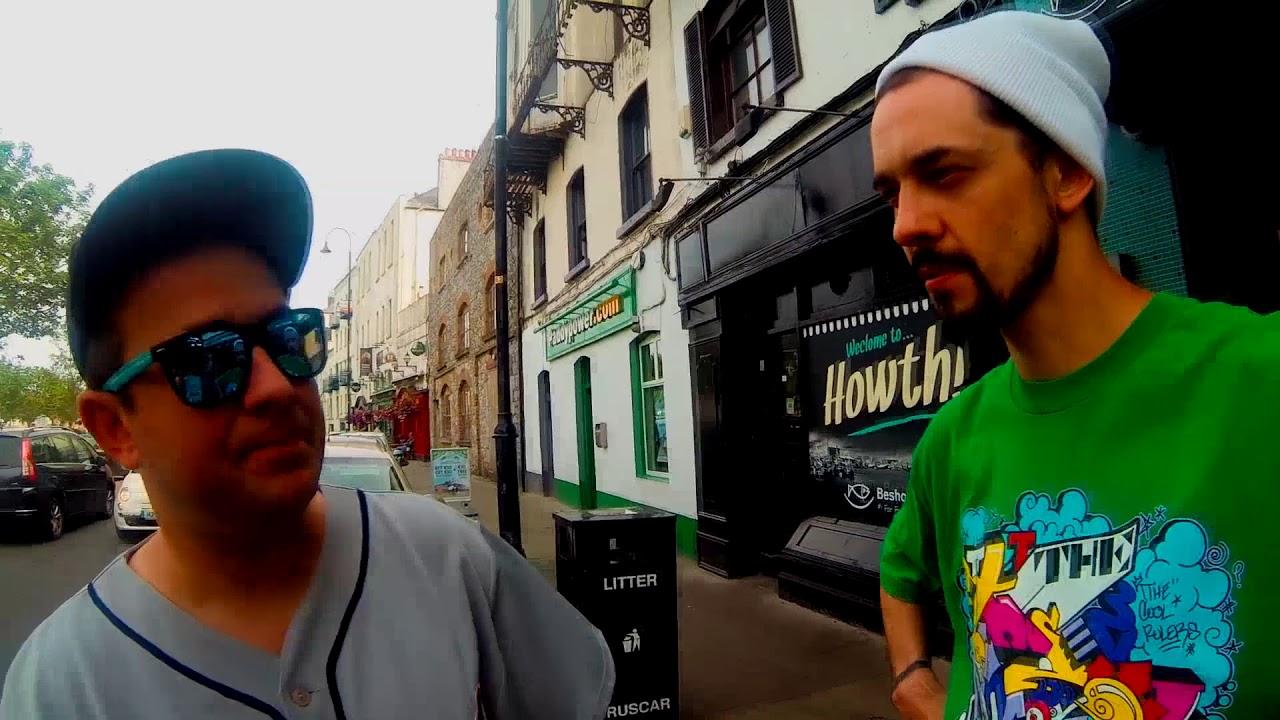 Podróże z Proceentem - Dublin Freestyle Adventure 2017 cz.3