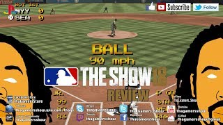 SE05EP64: MLB The Show 18 Review