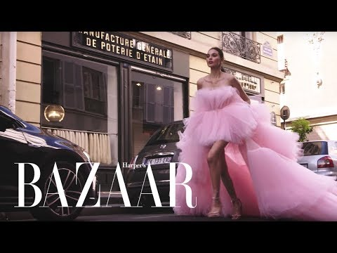 Can You Wear Haute Couture IRL? | BAZAAR x Paris