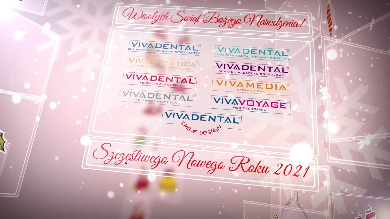 VivaSonic na Święta Bożego Narodzenia i Nowy Rok 2021!!!