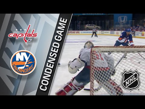 03/15/18 Condensed Game: Capitals @ Islanders