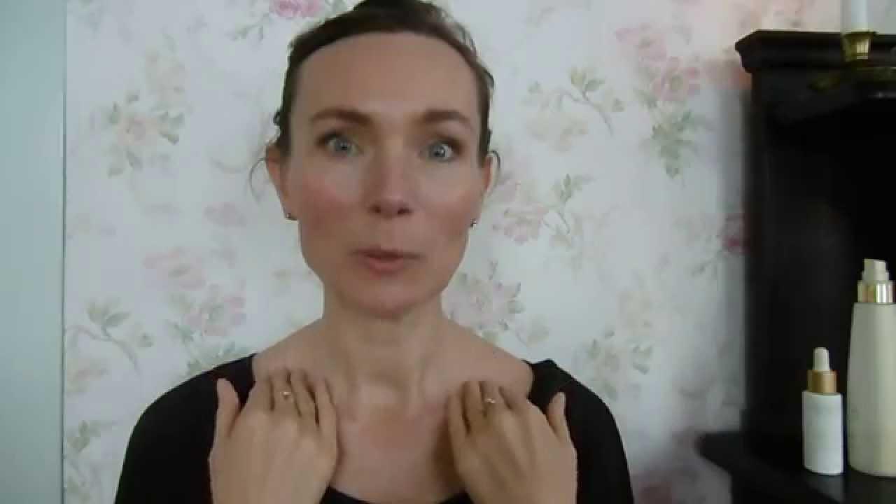 ansiktsmassage