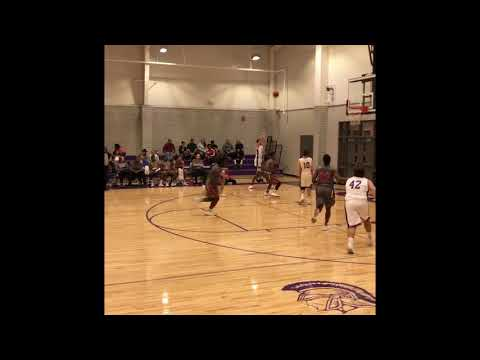 Tristen Payne Gaylesville high school junior season highlights