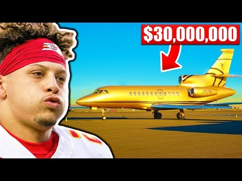 Stupidly Expensive Things Patrick Mahomes Owns
