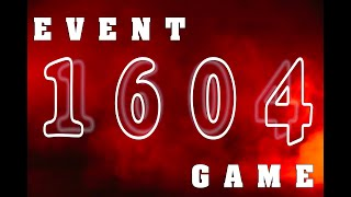 """16th Online Event, Game 4 - """" Edited Version"""""""
