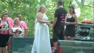 Brittany & Chester's Oakville Mud Bogg Wedding Ceremony- August 25th, 2012